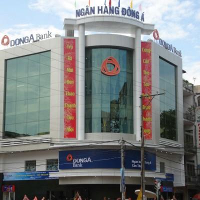 Ngân hàng Đông Á Nguyễn Thị Minh Khai – TP.HCM 2013