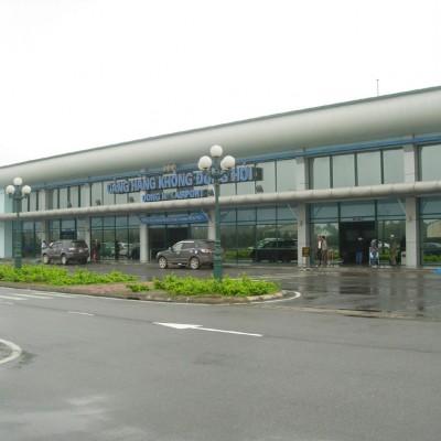 Sân bay Đồng Hới - Quảng Bình 2013