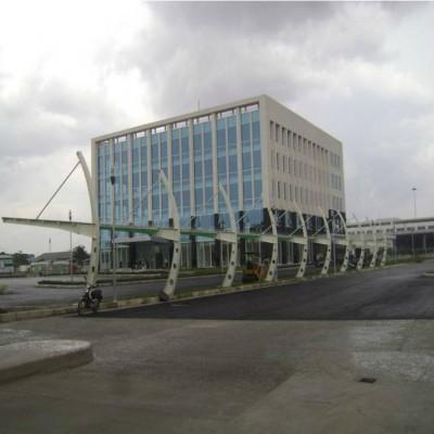 Cảng hàng hóa Hàng không – TP.HCM 2010