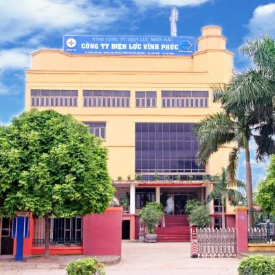 Công ty điện lực Vĩnh Phúc – 2008
