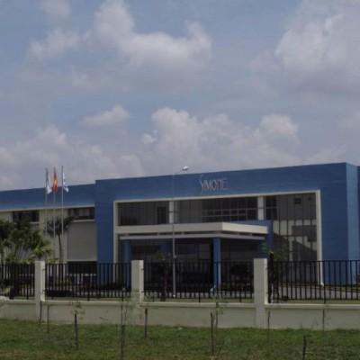 Nhà máy Simone Long An – 2011