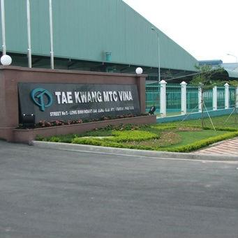 Nhà máy TaeKwang Vina – Đồng Nai 2010