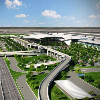 Noi Bai Airport T2 – Hanoi 2014
