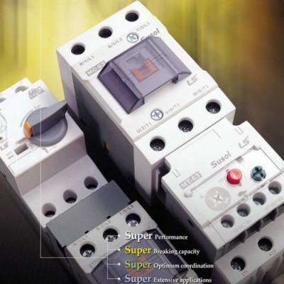 Contactor & Rơ-le nhiệt Susol (lên tới 95A)