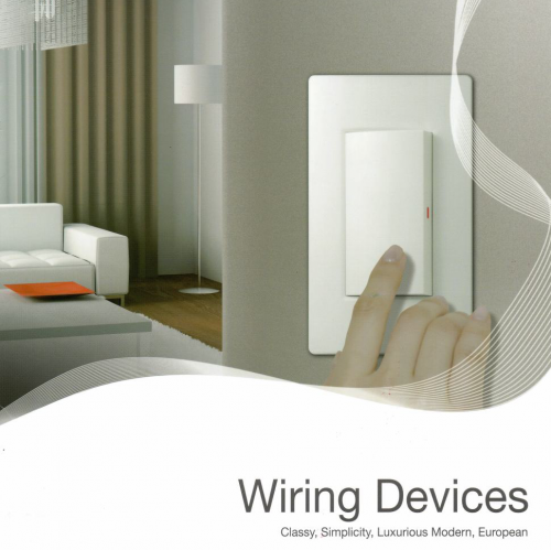LS Wiring Devices