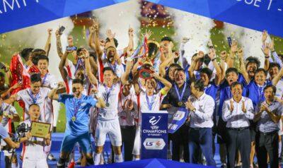 LS V-League 2020 khép lại, chào đón tân vương CLB Viettel