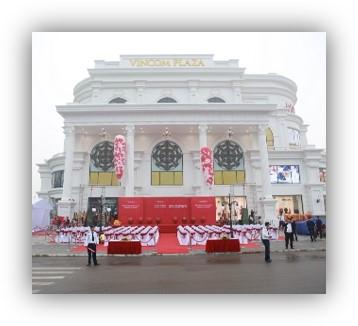 Vincom Phú Thọ - 2019