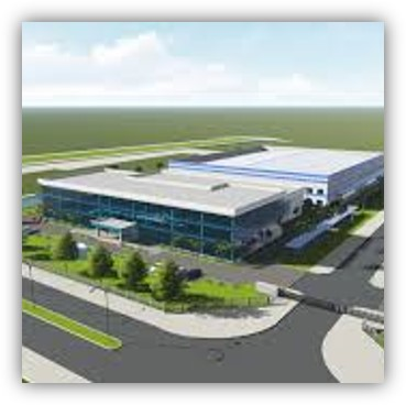 Nhà máy Luxshare - Hà Nội 2020