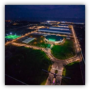 Nhà máy Vinfast Escooter - Hà Nội 2020