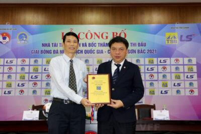 Thái Sơn Bắc tiếp tục đồng hành với giải bóng đá nữ VĐQG – Cúp Thái Sơn Bắc 2021